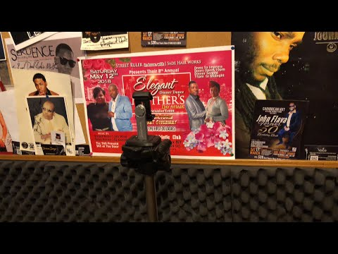 In The Loop Radio Show live on 92.9fm Johnnie Floss and Reela Interview 3-16-18