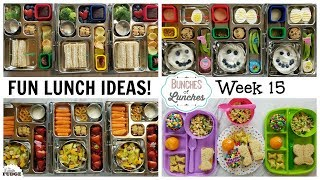 NEW LUNCHBOXES