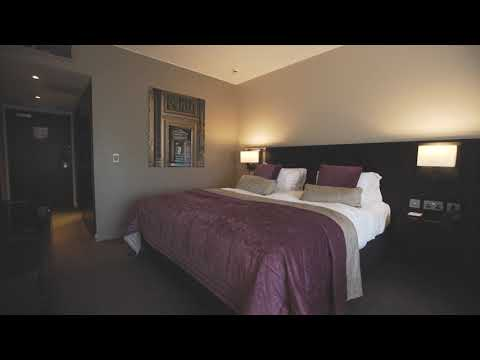 Bedrooms at Guildford Harbour Hotel