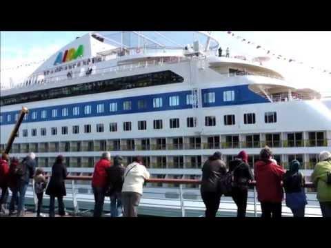 Musik Video:Das weisse Schiff-Sonja 2.Die Amigos-Wie ein Adl