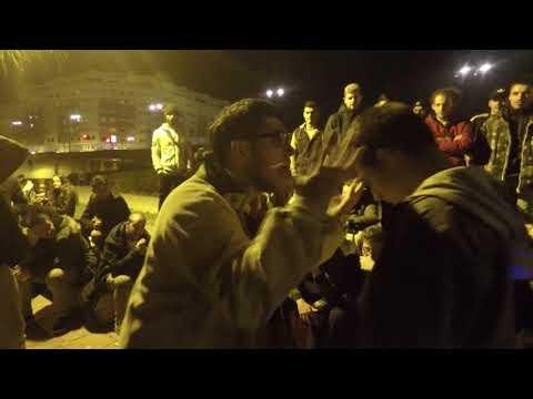 KONDOR VS ARGENTE Cuartos Batallas Underground Valencia