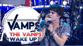 The Vamps perform 'Wake Up' Live at the Jingle Bell Ball 2015 Subsc...