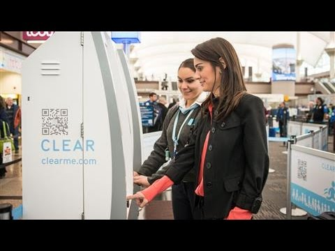 How CLEAR May Help You Move Through Security Seamlessly
