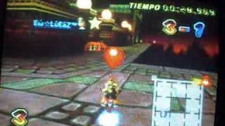 [MKW] Alex7Arx Vs Ew*Lucaz = Batalla de globos =