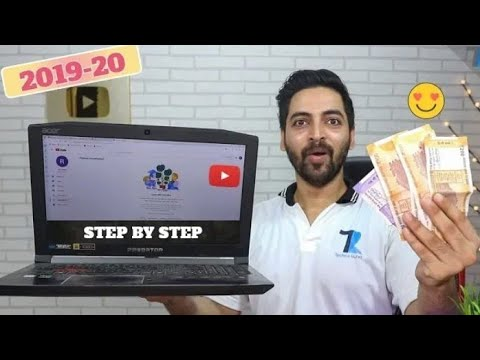 How To Create A Youtube Channel And Earn Money ( Step By Step )