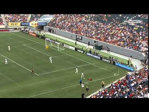 Guinness International Champions Cup 2014 - Inter vs. Roma (2:0)