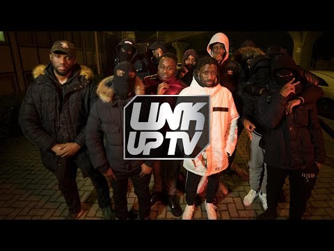 Headie One, RV, Abra Cadabra, Karma, Kwengface, Lowkey, Tuggzy, Kash | The Big Link Up