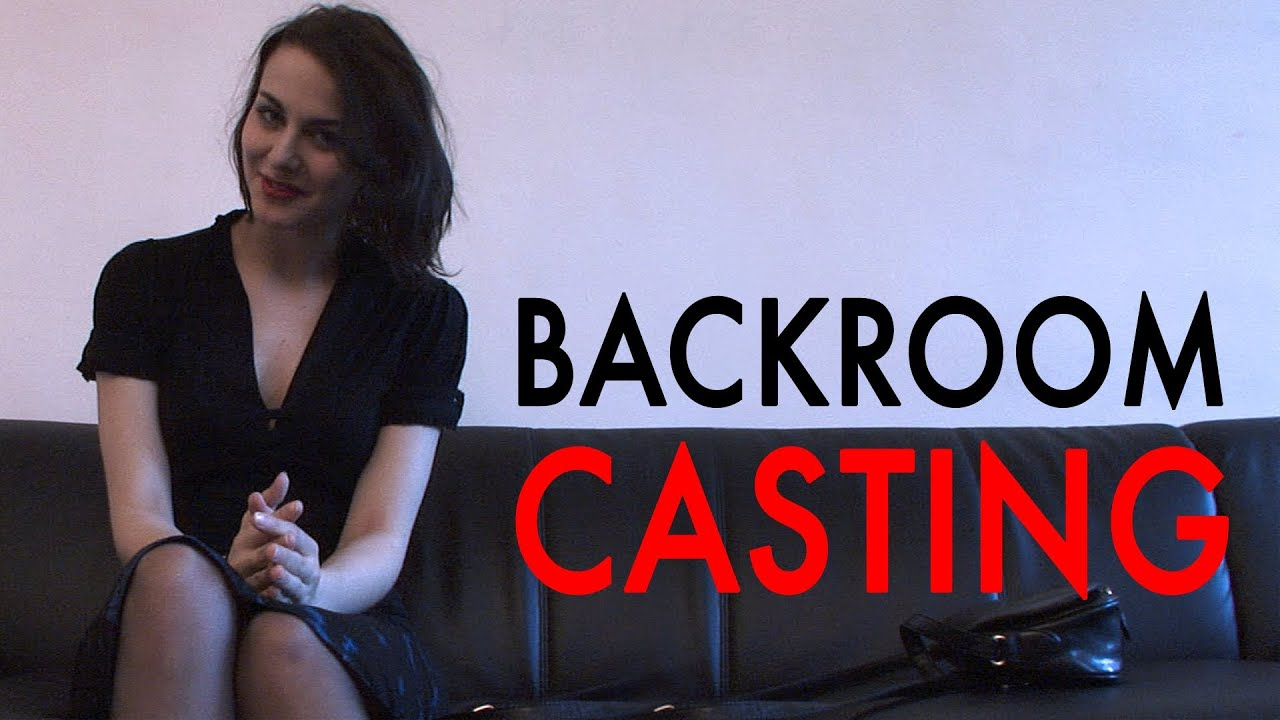 Back room casting tube