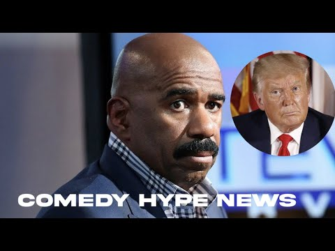 What Happens To Steve Harvey Hate After Trump? - CH News Show