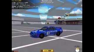 ドリフトシティエボリューション R32実装 ステ付き