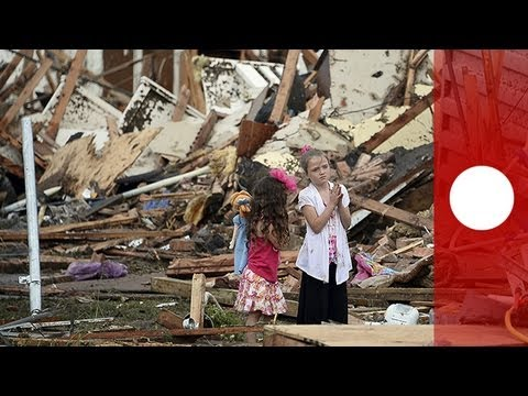 Tornado claims child victims