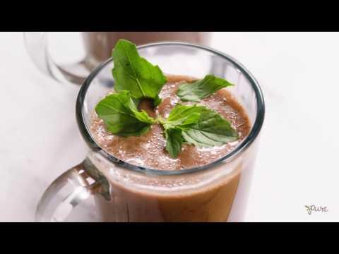 Pure Organic Vegan Hot Chocolate