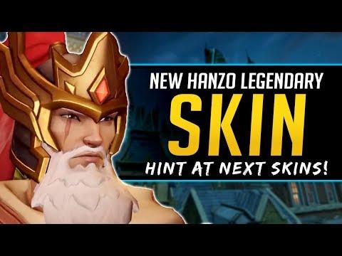 Overwatch NEW Legendary Skin Hanzo - Lunar New Year Event thumbnail