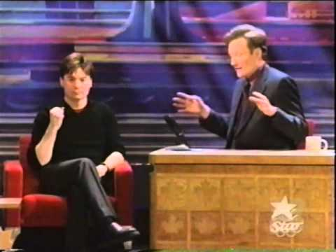 Mike Myers Interview on Conan in Toronto (Part 1 of 2)
