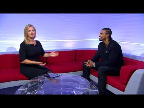 David Haye on Tony Bellew rematch and Ismael Salas | Sky Sports News interview