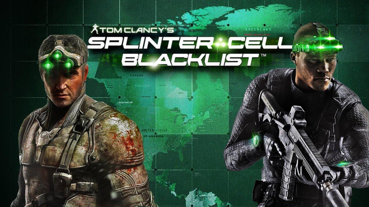 Splinter Cell Blacklist Co Op 6 Emb Paquist 227 O