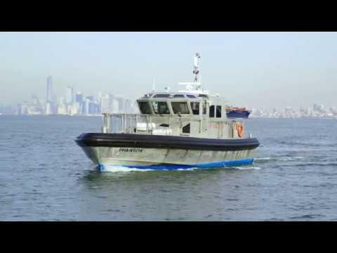 Wachter - Sandy Hook Pilots Association Testimonial Video