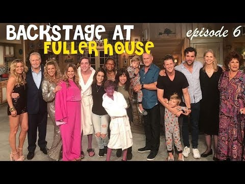 BEHIND THE SCENES AT FULLER HOUSE - Featuring Dave Coulier