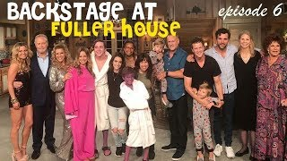BEHIND THE SCENES AT FULLER HOUSE 🎬 Featuring Dave Coulier