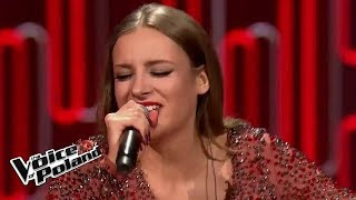 "Maja Kapłon - ""Bleeding Love"" - Live 4 - The Voice of Poland 8"