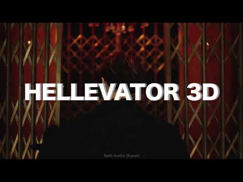 STRAY KIDS - HELLEVATOR 3D [AUDIO]