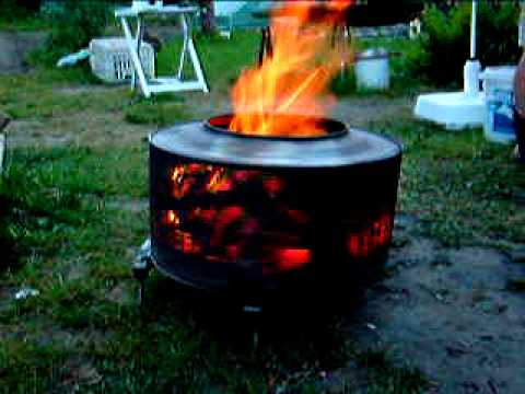 feuer in der waschmaschine youtube. Black Bedroom Furniture Sets. Home Design Ideas