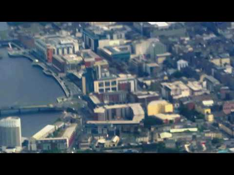 LImerick seen from plane 2017-07-31