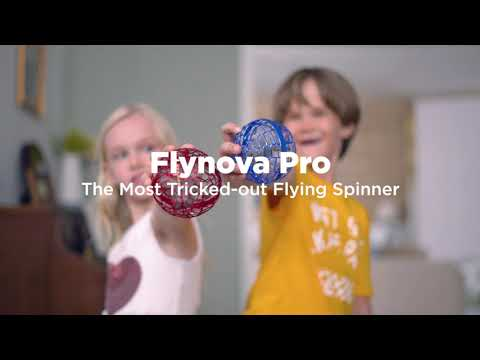 Flynova Pro: Crazy Boomerang Spinner with Endless Tricks