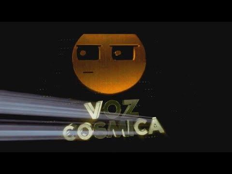 Novo trailer do canal-Voz Cosmica