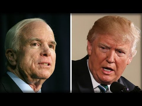 JOHN MCCAIN REVEALS IF HE'LL VOTE FOR GOP TAX BILL