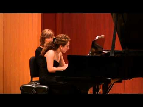 2013 New Music Recital of the 2013 Classical Fellowship Awards