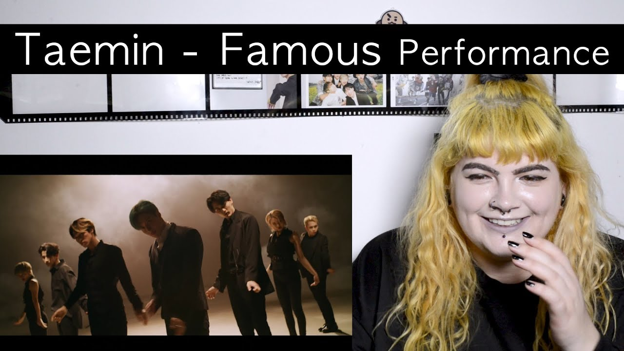 Download TAEMIN 'Famous' Performance Ver  | Reaction MP3