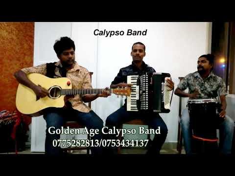 Golden Age Calypso Band 0775282813 Sri Lankan Calypso Band