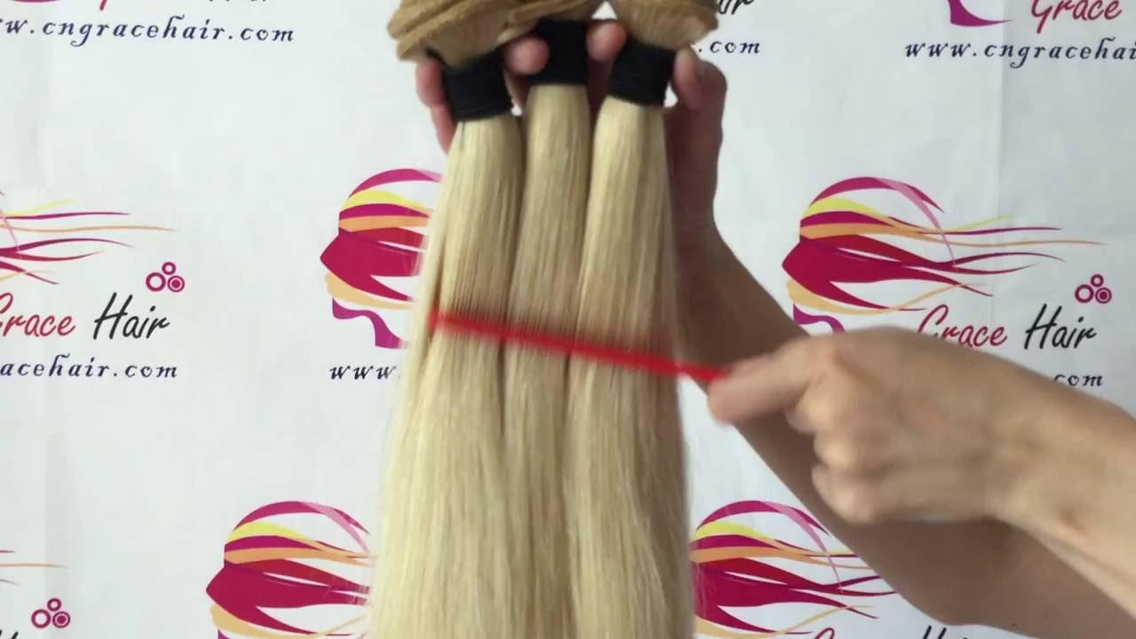 24inch silky straight platinum blonde 613 human hair weave youtube 24inch silky straight platinum blonde 613 human hair weave pmusecretfo Gallery