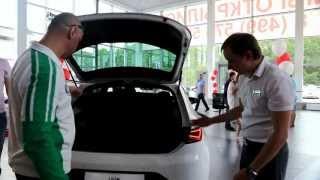 Новый SEAT Leon тест-драй и обзор / New SEAT Leon 2013 test-drive
