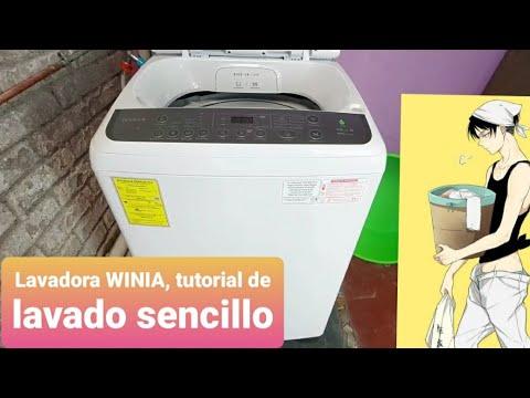 Download Lavadora Automática WINIA