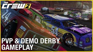 The Crew 2: PVP and Demolition Derby Gameplay Details | Ubisoft [NA]