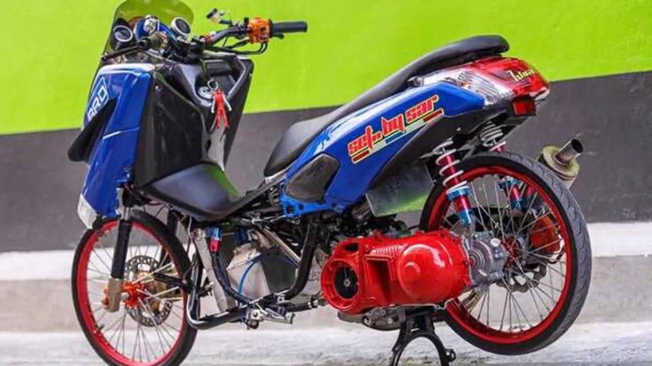 Yamaha N Max Street Racing Thailand Style Youtube