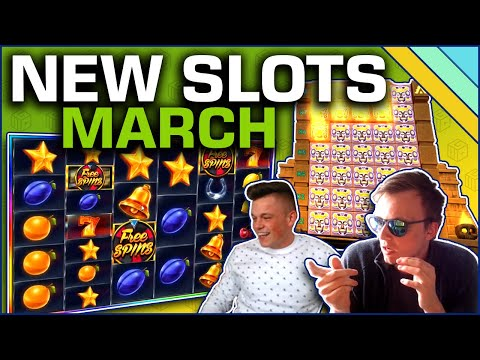 Best New Slots Of March 2019