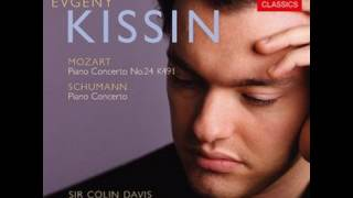 Evgeny Kissin - Schumann Piano Concerto Op.54 (exc.)