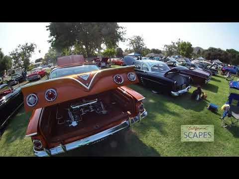 CALIFORNIASCAPES Lompoc Police Department Car Show August - Lompoc car show
