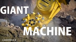 SATISFYING GIANT MACHINES