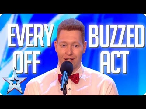 EVERY BUZZED OFF ACT IN 2018 PART 2 | Britain's Got Talent