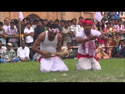 A documentary of Bihu festival of Assam state.