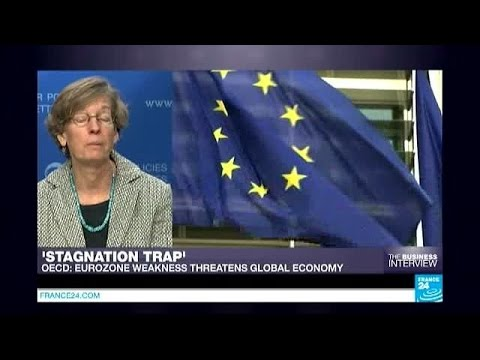 The 'Stagnation trap', with Catherine Mann, Chief Economist at OECD