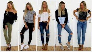 Back To School Outfit Ideas 2017⎥xapiaxa