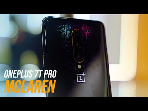 OnePlus 7T Pro McLaren Edition - A Treat For Sports Car Enthusiasts