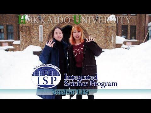 Integrated Science Program (ISP) Student Life - Hokkaido University
