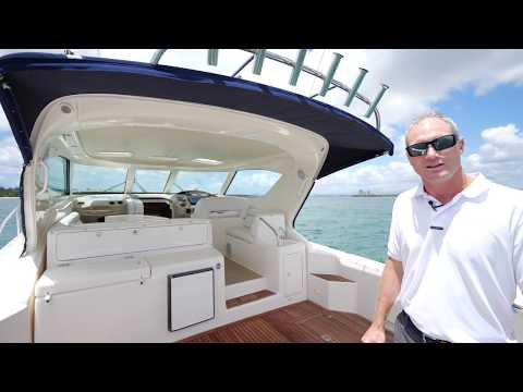 Riviera 4000 Offshore Express  - Walkthrough