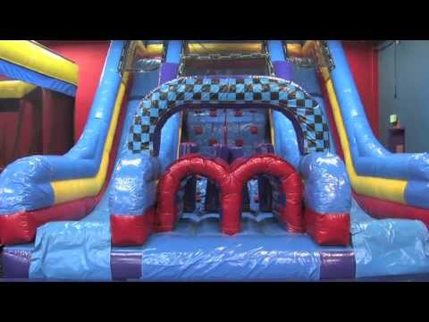 Alan Mendelson and Pump it Up Birthday Parties and Events